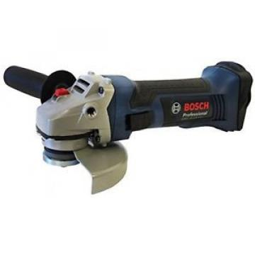 Bosch Professional GWS 18-125 V-LI Cordless Angle Grinder (Without Battery And