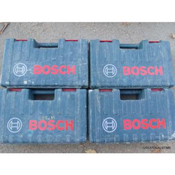 """Bosch 11255VSR 1"""" SDS Rotary Hammer Bulldog Extreme EMPTY REPLACEMENT CASE ONLY"""