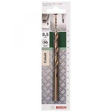 Bosch DIY HSS-Co 2609255080 - Punta per trapano in metallo, 8,5 x 75 x117 mm