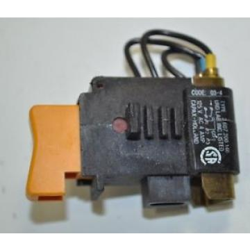 Bosch Replacement Electric On/Off Switch Part# 2607200146