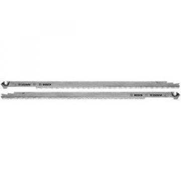 Bosch 2608635512 - Set di lame da 2 pz TF 350 WM per materiali isolanti