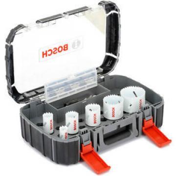 BOSCH Holesaw 6 Piece Plumber Set - 20/25/32/38/51/64mm - Power Change
