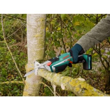 Bosch Keo Cordless Garden Saw with Integrated 10.8 V Lithium-Ion Battery