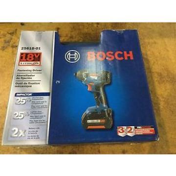Bosch 25618-01 Impactor 18V Kit