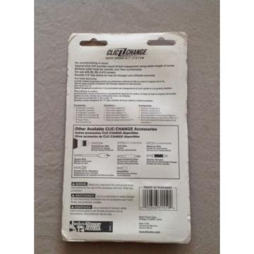 Bosch Clic Change 7 Pc Countersink Set - Part CC2460