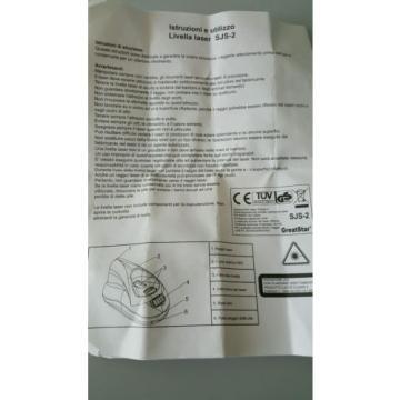 Livella laser Bosch SJS-2