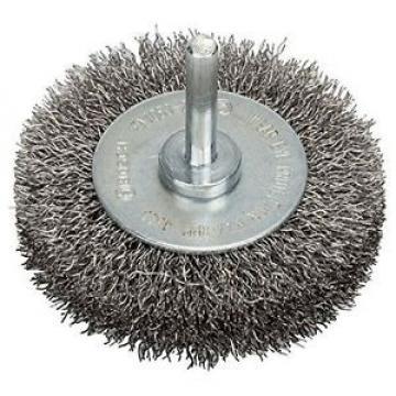 BOSCH 2608622122 - Spazzola a pennello in acciaio INOX, filo ondulato da 0,3 mm,