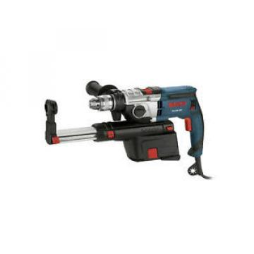 Bosch HD19-2D-RT 8.5 Amp 1/2 in. 2-Speed Hammer Drill with Dust Collection Unit