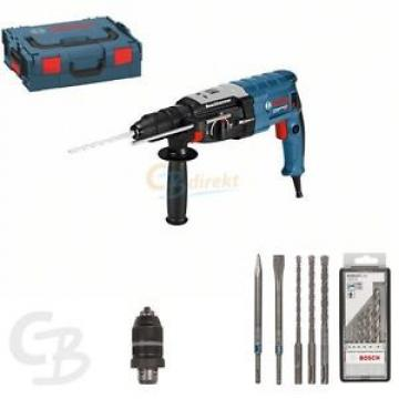 BOSCH HAMMER DRILL WITH SDS-PLUS GBH 2-28 F, WITH ACCESSORIES AND L-BOXX