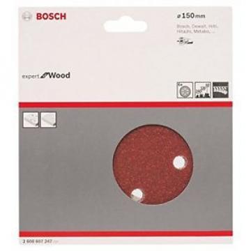 BOSCH, Set di dischi abrasivi, 150mm 6 pz. - 2608607247