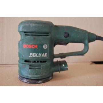BOSCH PEX 11 PEX 115 SANDER REPLACEMENT 115mm BASE / PAD