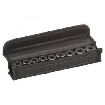 Robert Bosch, 2608551098, BOSCH Socket Set, 9 pezzi, 30mm, 7-19