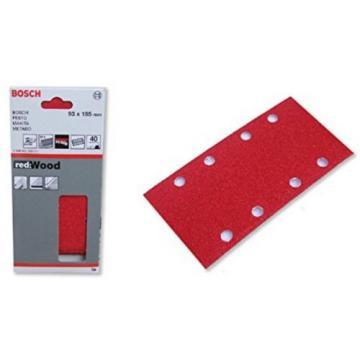 Bosch 2608605302 93 X 186 Mm Sanding Sheets For Orbital Sanders FREE POST UK