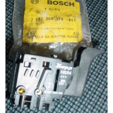 BOSCH SWITCH 2 607 200 170