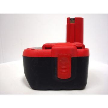 Bosch Genuine BAT240 24V 24 Volt Battery for 11524 13624 3960 Repl BAT030 BAT031