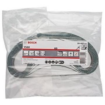 BOSCH, 2608608J23, Cintura Y580 levigatura per i file elettrici, di 20 x 457 mm