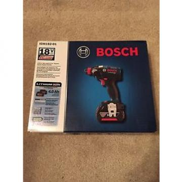BOSCH-IDH182-01 18 V EC Brushless 1/4 In. and 1/2 In. Socket-Ready Impact Dr