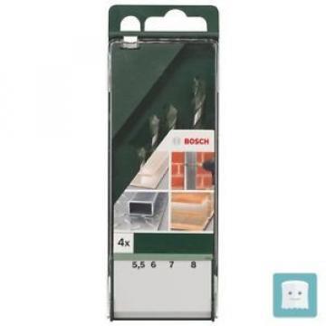 BOSCH 2609255481 DIY - SET 4 PUNTE MULTIUSO 5,5 X 85 - 6 X 100 - 7 X 100 - 8 ...