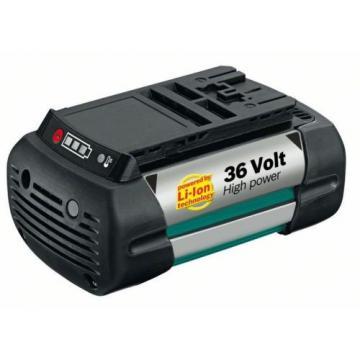 2 x new Bosch 36V & 2.6ah LithiumION Battery F016800301 3165140600613