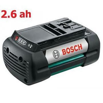 new Bosch 36 volt / 2.6ah Lithium-ion Battery 2607336107 2607336633 F016800301.'