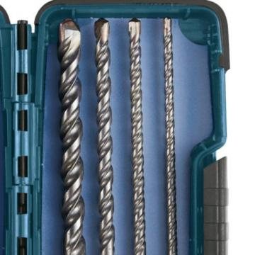 Bosch SDS Plus Rotary Drill Hammer Masonry Breaker Bit Chisels & Carbide Set Kit