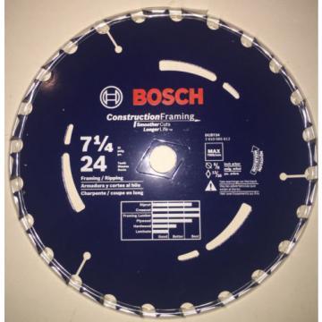 "Bosch DCB724 7-1/4"" X 24T Construction Framing Saw Blade"