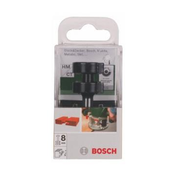 Bosch 2609256608 25mm Tongue Jointing Bit Two Flutes with Tungsten Carbide