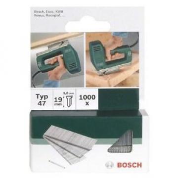 Bosch 2609255811 - Chiodi per pinzatrice modello 47, 23mm, confezione da 1000