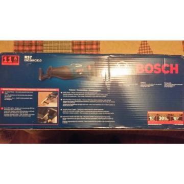 "Bosch  1-1/8"" Stroke Reciprocating Saw NEW"
