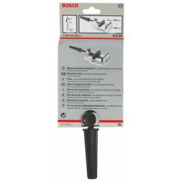 Bosch 2608030055 Machine Tool Vice MS 80 G 95 mm 80 mm 80 mm NEW