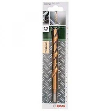 Bosch DIY 2609255112 - Punta da trapano per metallo HSS-TiN 13 x 101 x 151 mm