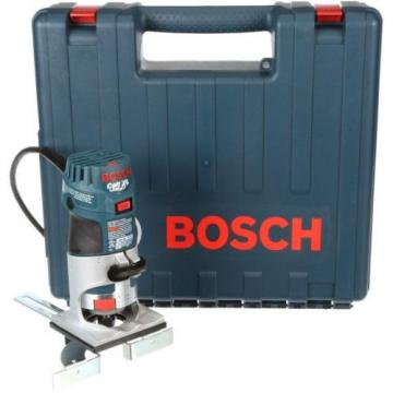 Bosch PR20EVSK 5.6 Colt Palm Router Amp Fixed-Base Variable w/Variable Speed