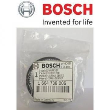 Bosch Genuine PBS 60 Sander Drive Belt Original Part 1604736006 1 604 736 006