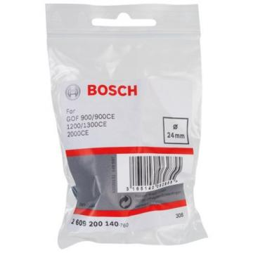 Bosch 2609200140 Template Guides with Quick Fastening Lock
