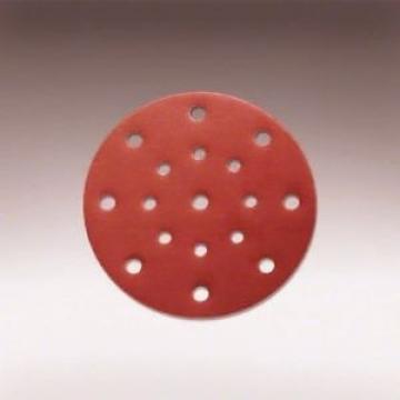 BOSCH 50 carta abrasiva in fogli Best per Wood, 150 mm, P400, 17 fori,