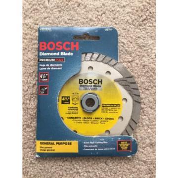 "bosch 4.5"" diamond blade DB4563"