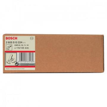 Bosch 2605510224 Cuffia Aspirazione Smerigliatrici, Diametro 115/125 mm