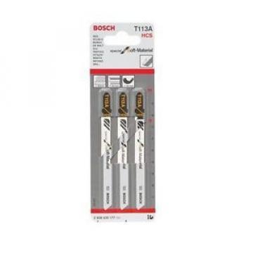 Bosch 2608635177 - Lama per gattuccio T 113 A