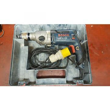 Bosch GSB 21-2 RE 1100W Impact Drill Precussion Hammer 110V