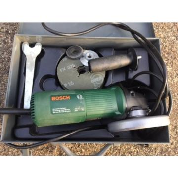 Bosch angle grinder 650W