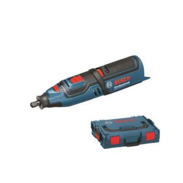BOSCH BATTERY ROTATION TOOL SIZE 12V-35 / GRO 10,8 V-LI , SOLO VERSION, L-BOXX