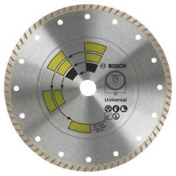 Bosch 2609256409 Disco Diamantato Universale Turbo, 230 mm