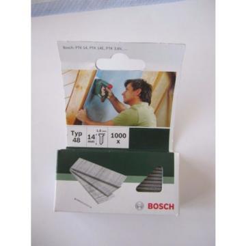 Bosch TYP48 Nails for stapler