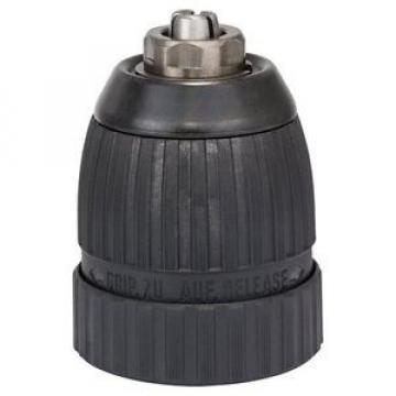 Bosch 2608572068 - Mandrino a chiusura rapida, fino a 10 mm, 1-10 mm, 1 cm  - 24