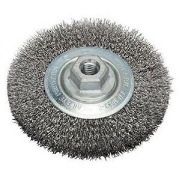 Bosch 2608622100 spazzola circolare, M14, 115 mm, Grigio, 2608622100