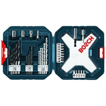 NEW Bosch MS4034 Drill and Drive Set 34 Piece FREE SHIPPING