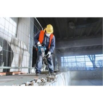 Bosch GSH11VC Professional Demolition Hammer with SDS-max, 220V Type-C