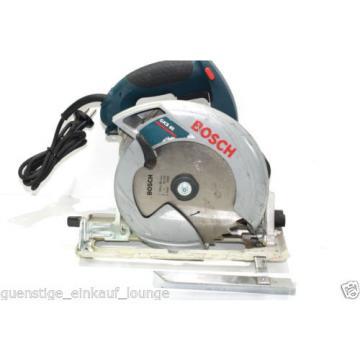 Bosch Sierra circular de mano GKS 65 Sierra Circular Profesional Azul