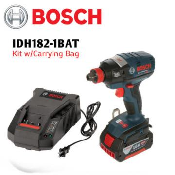 Bosch IDH182-1BAT 18V Li-Ion Brushless Socket Ready Impact Kit
