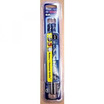 "NEW Bosch Blue Granite Turbo 1/4"" 5 Drill Bits - Rotary & Hammer Drills"